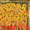9 martie, sarbatoarea celor 40 de Mucenici
