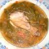 Mancare de fasole verde cu carne