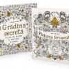 Secretul unei carti de colorat pentru adulti