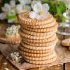 Biscuiti 100, reteta de biscuiti fragezi pentru bebelusi si copii