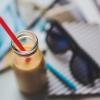 Milkshake cu banana, ciocolata si unt de arahide pentru stimularea lactatiei