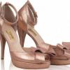 Sandale cu toc pentru o primavara colorata
