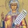 Sfanta Parascheva - cu-adevarat mare si vestita intre femei