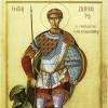 Sfintii Dimitrie - sorii sfarsitului de toamna