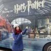 In vizita pe platourile de filmare Harry Potter, studiourile Warner Bros