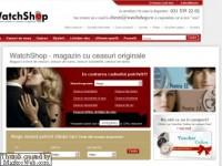 detalii Watch Shop. Magazin online cu ceasuri originale