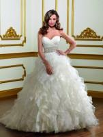 detalii Avangarde Brides - rochii de mireasa Mori Lee