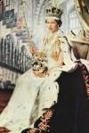 Incoronarea reginei Marii Britanii Elisabeta a II-a