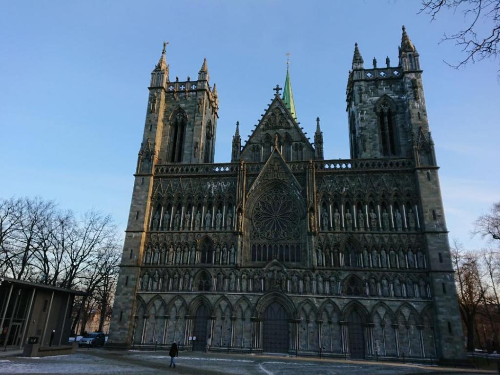 catedrala norvegia
